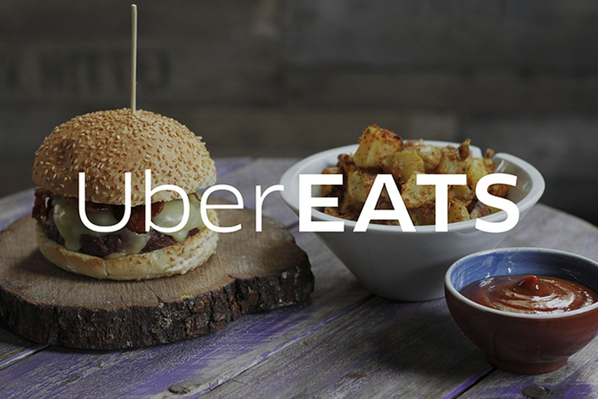 Uber Is Bringing Its Food Delivery Service To New York City And