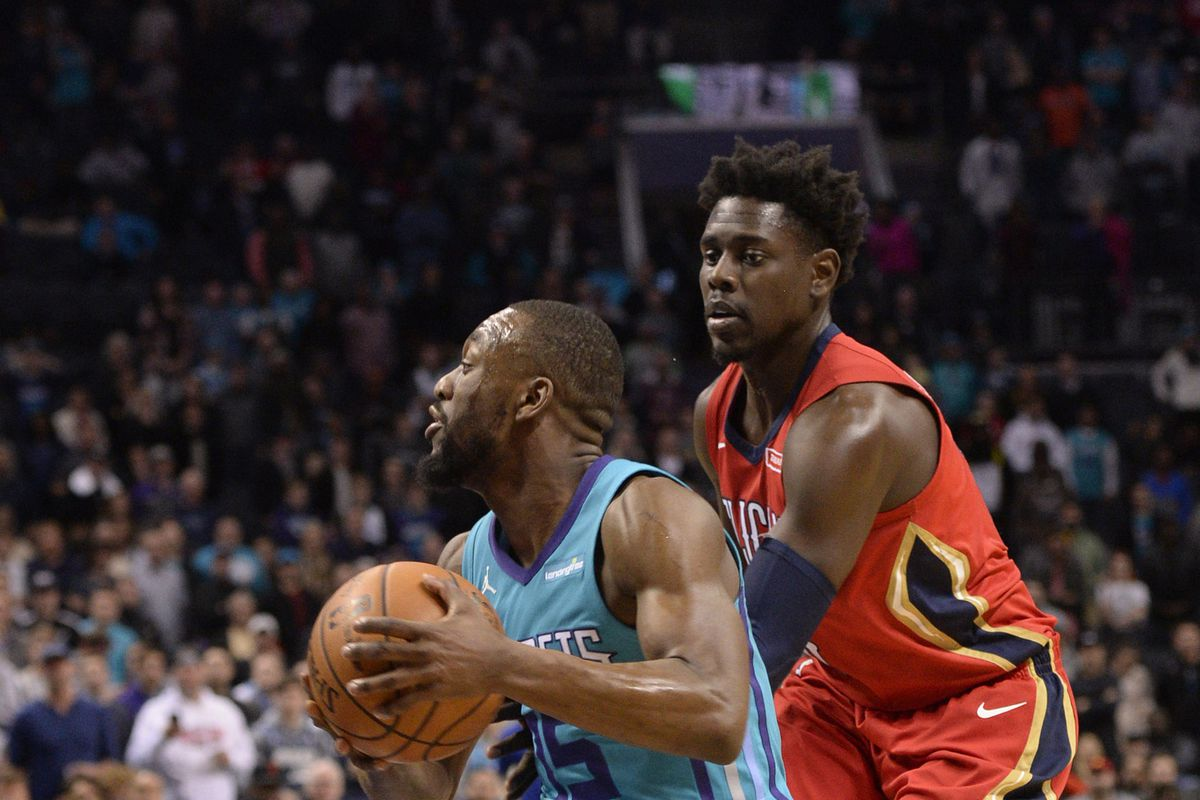 Nba Preview New Orleans Pelicans Need To Capitalize Against Free Falling Charlotte Hornets The Bird Writes