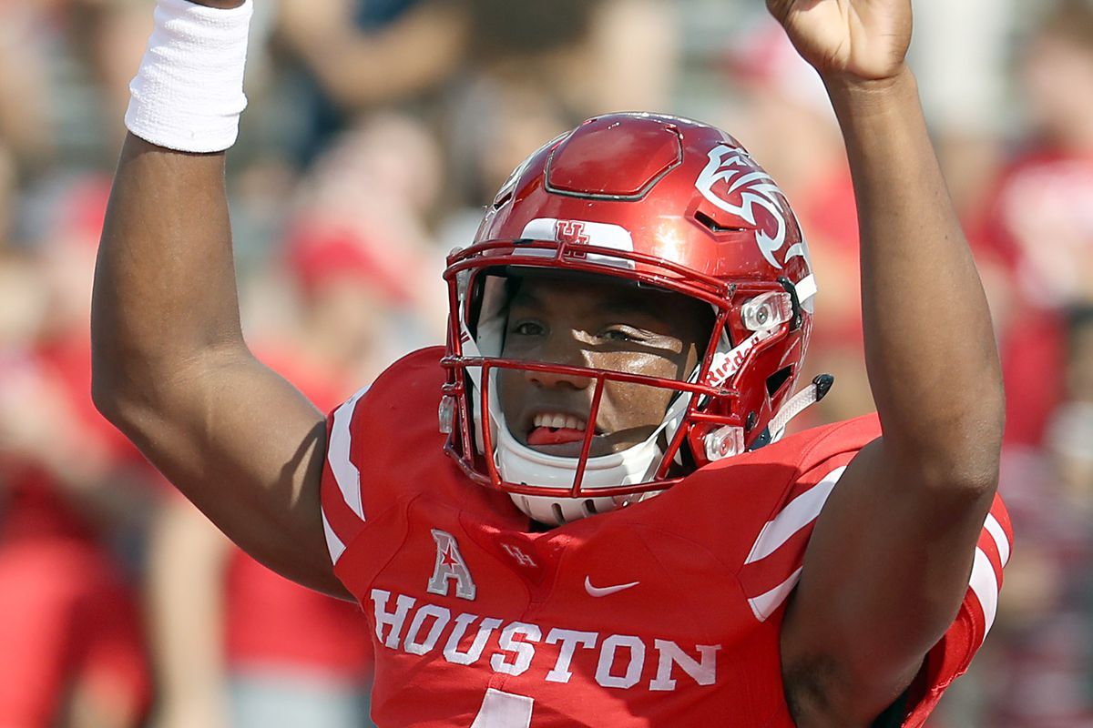 NCAA Football: East Carolina at Houston