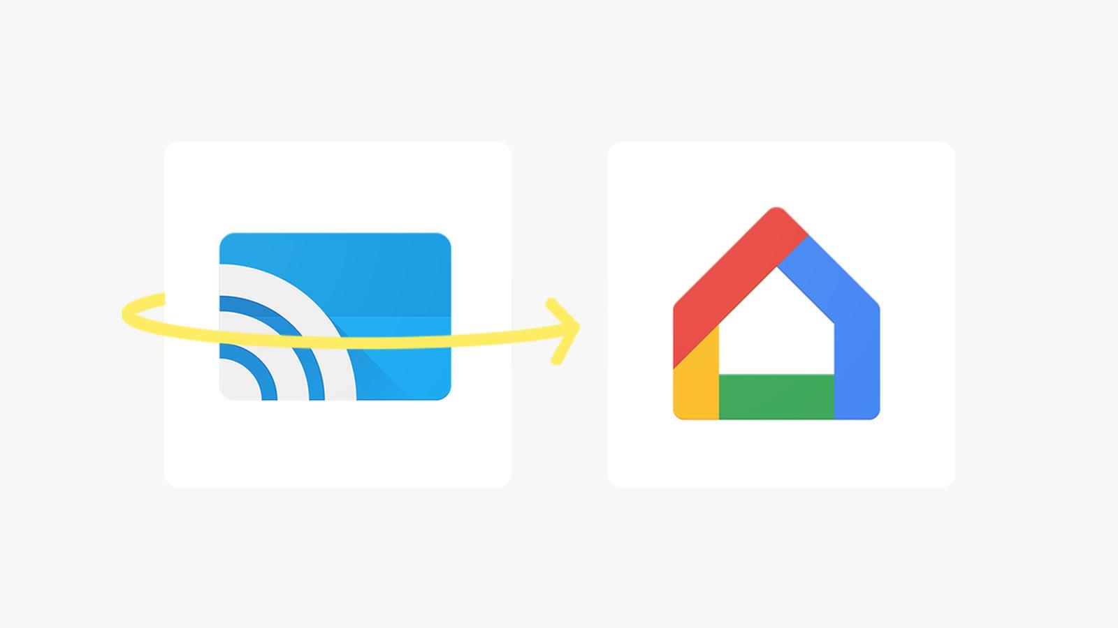Google Cast App Windows