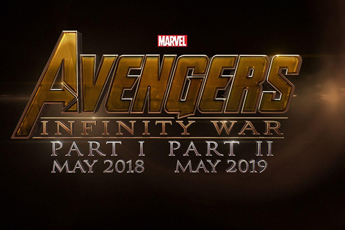 avengers infinity war part 1 and 2 ile ilgili görsel sonucu