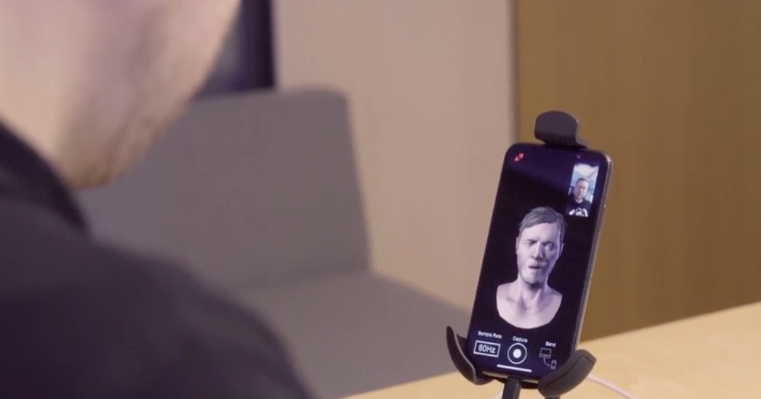 The iPhone X could make realistic game avatars a lot easier to make