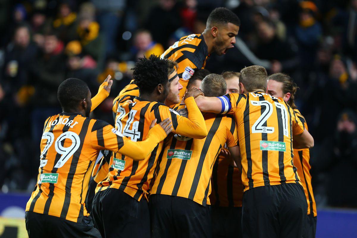 Hull City v Brentford - Sky Bet Championship