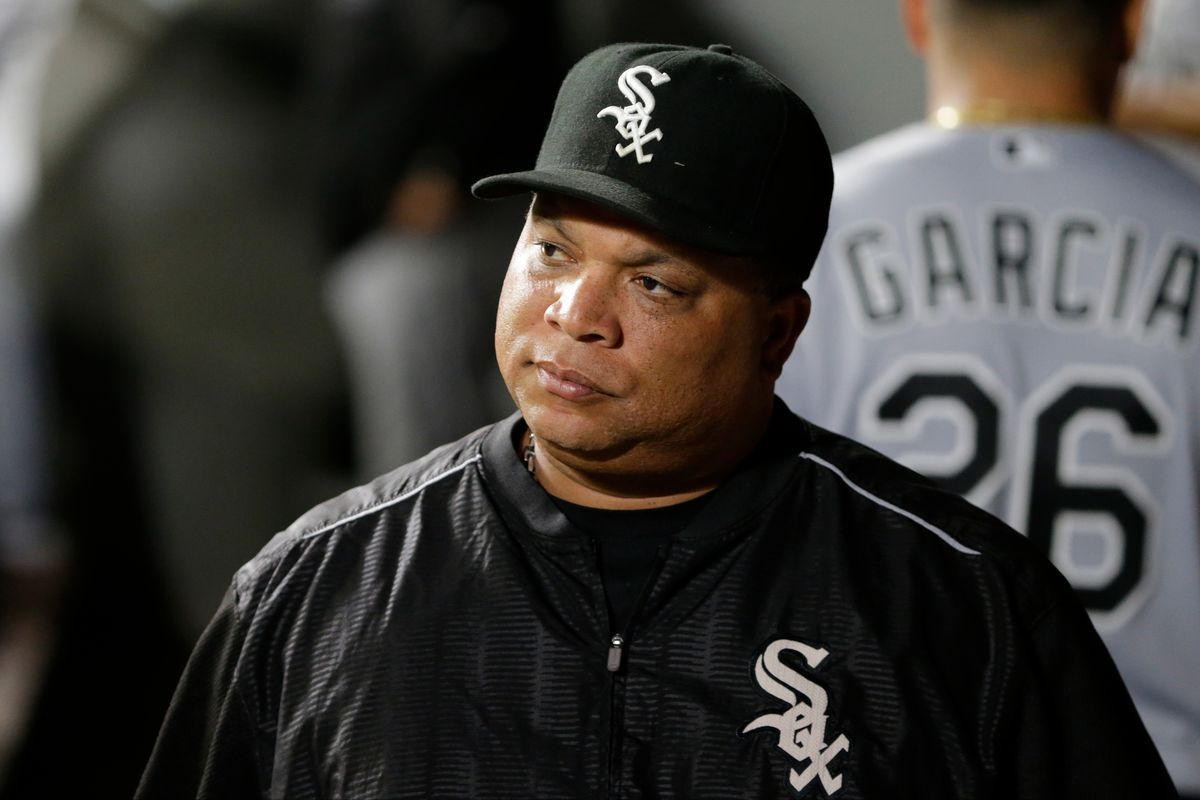 White Sox part ways with hitting coaches Todd Steverson, Greg Sparks