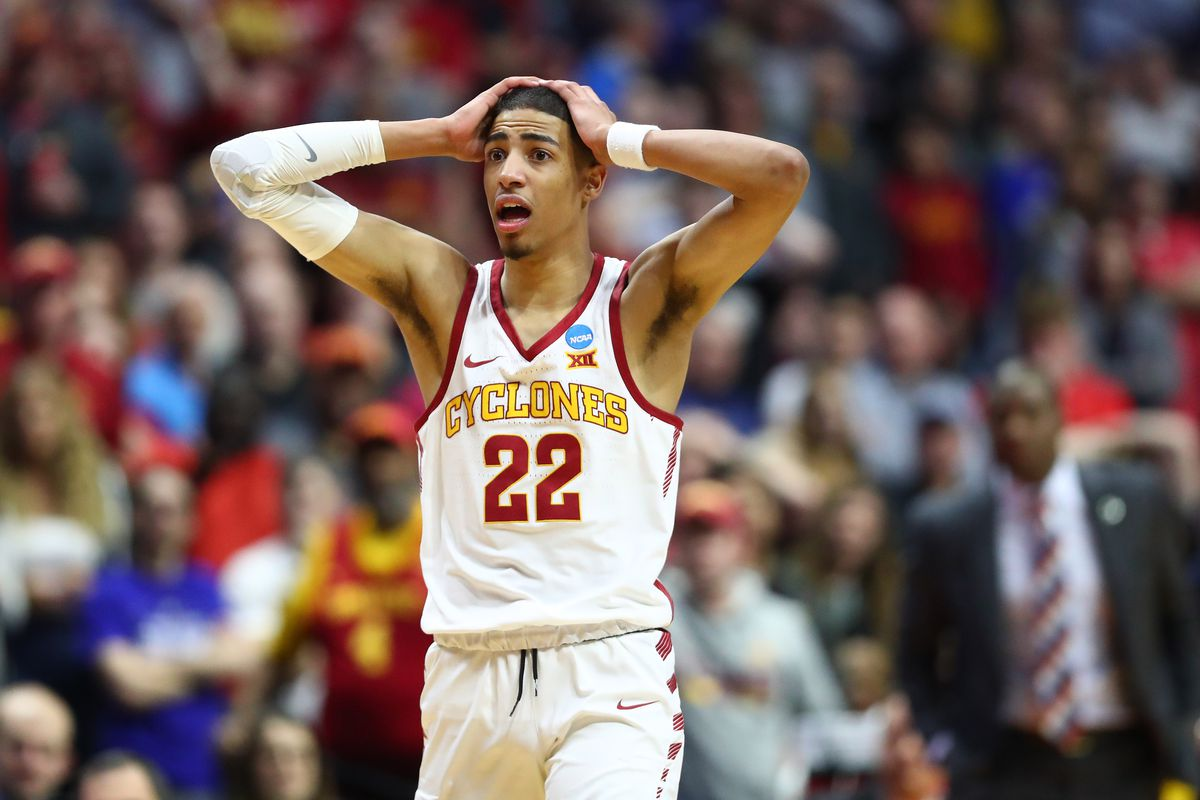 Iowa State Falls to Ohio State In The NCAA First Round - Wide Right ... 1a54651aa