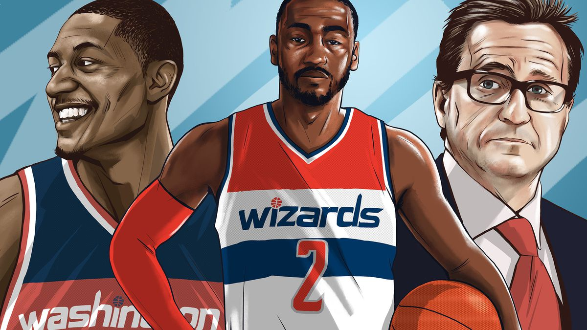 the wizard of washington the ringer