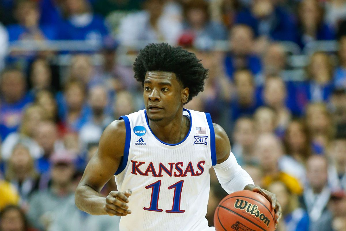 Josh Jackson working out for Lakers on Tuesday