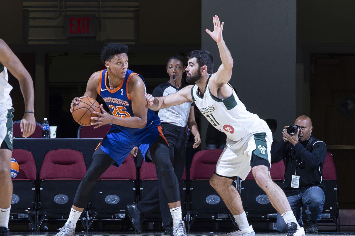 Westchester Knicks vs Wisconsin Herd