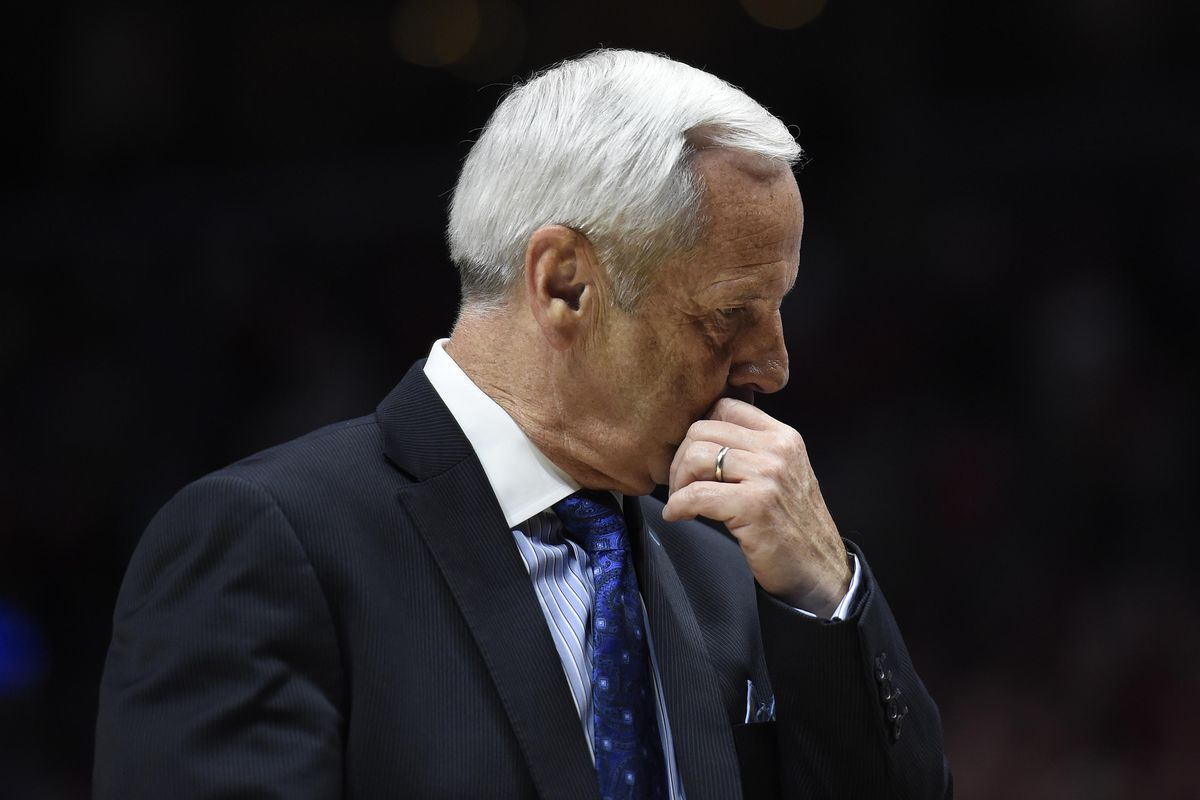 Recruiting may be giving Ol' Roy Williams the blues.