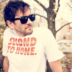 For the closest guy nearby, (AKA) 'Second to None' City of Win's shirts are priced at $27.