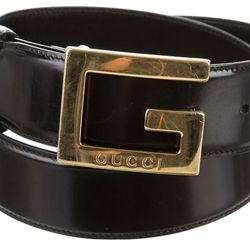A single 'G' logo belt from the early 2000's.