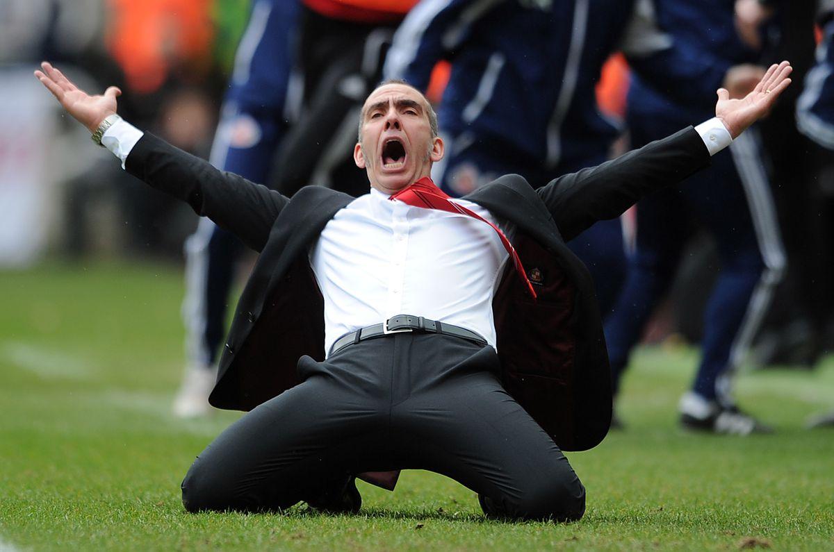 Soccer : Barclays Premier League - Newcastle United v Sunderland