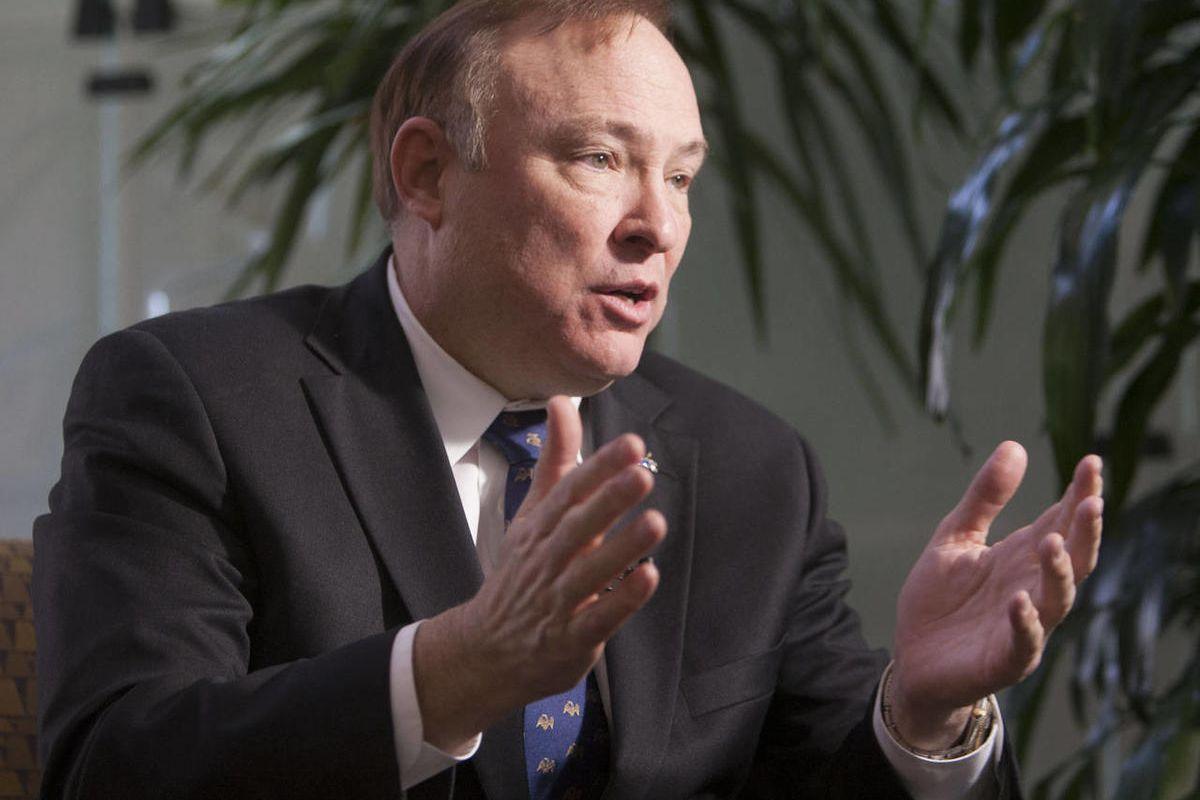 Sen. Jim Dabakis, D-Salt Lake City, the Utah Legislature's only openly gay member.