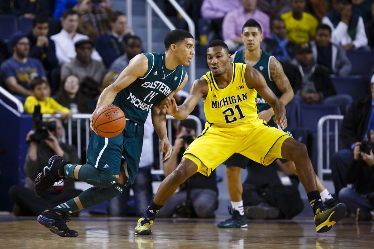 Zak Irvin needs to play better for Michigan to improve.