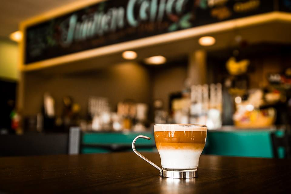 Coffee from Trianon
