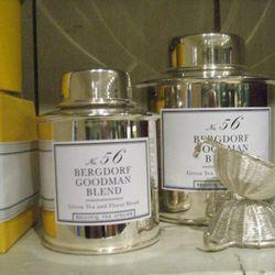 Bellocq Tea Bergford Goodman blend, $30-$95