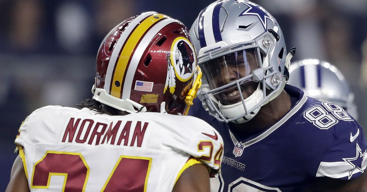 Dez Bryant And Josh Norman S Feud Explained Sbnation Com