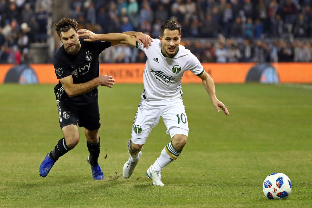 eb12075ec They're back! Portland Timbers win at Sporting Kansas City and are ...