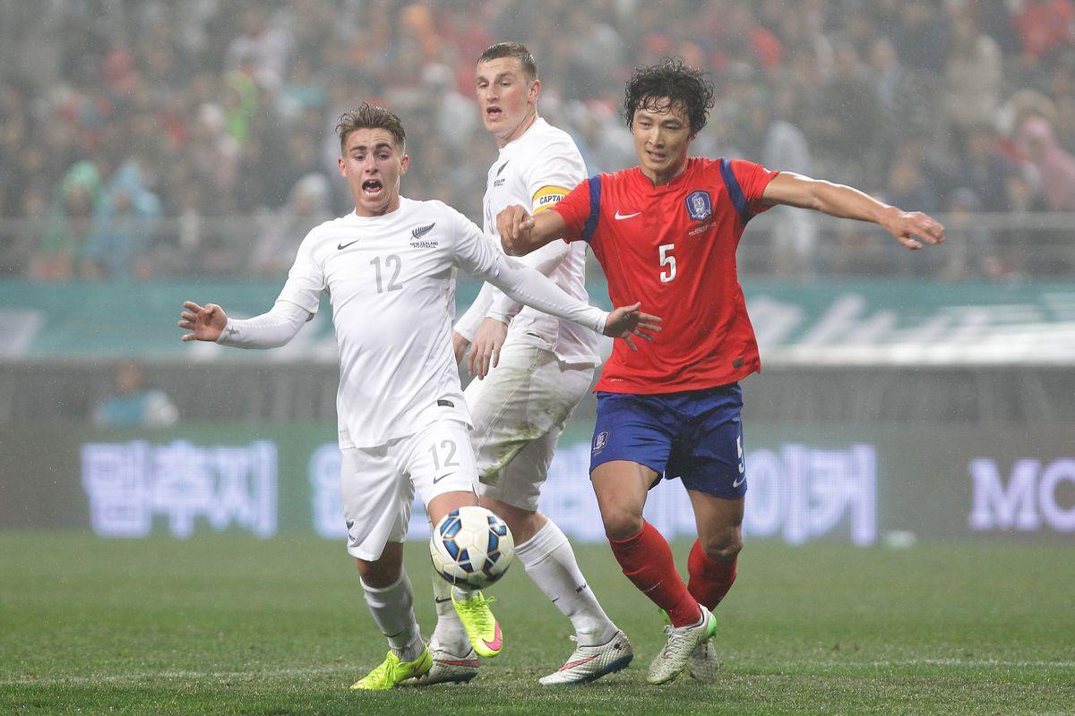 South Korea v New Zealand - International Friendly