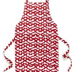 "Chef Big Cata apron, on sale for <a href=""http://robertarollerrabbit.com/sale/home/chef-apron-big-cata.html"">$39</a>"