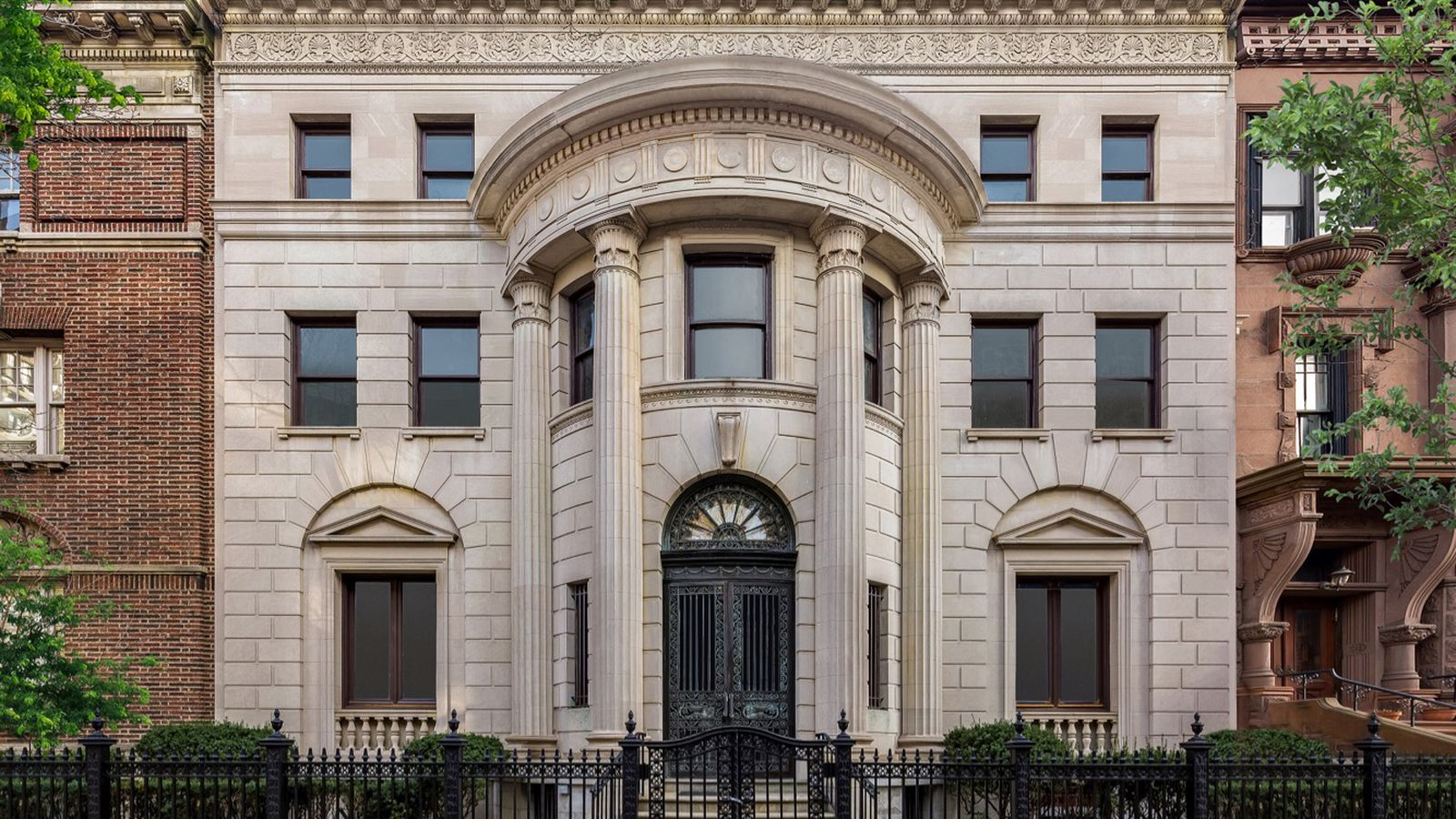 Park Slope S Historic Tracy Mansion Is Reborn As Seven