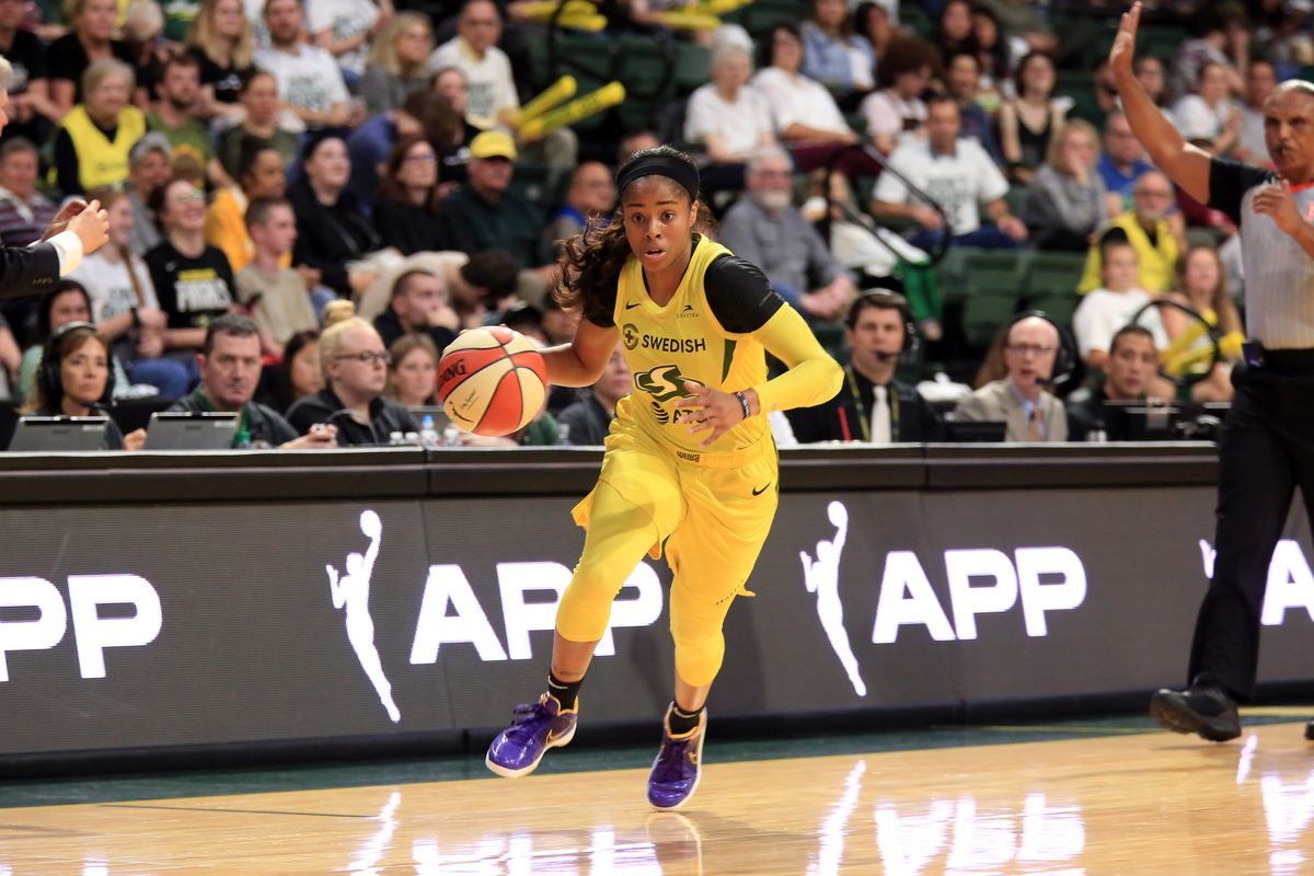 2019 WNBA Playoffs - Minnesota Lynx v Seattle Storm