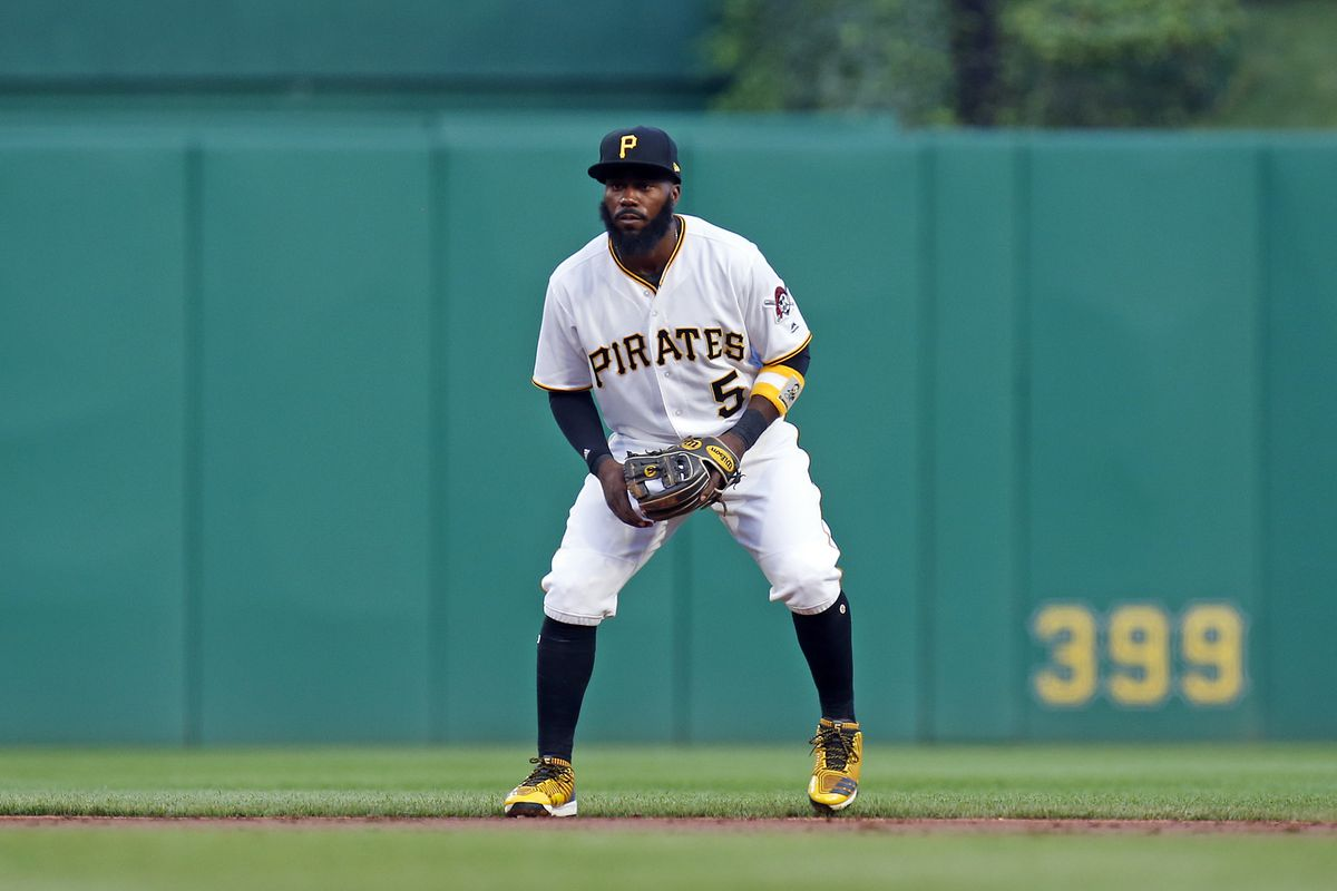Giants Acquire Andrew McCutchen