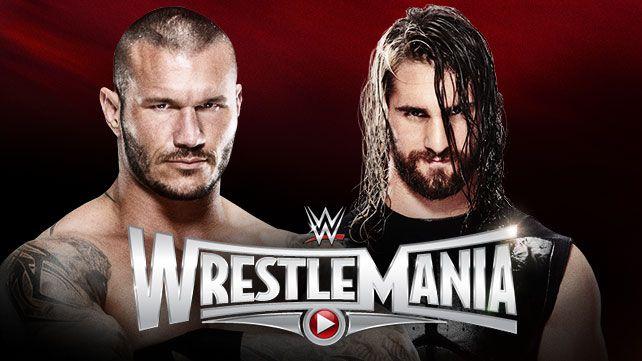 Wrestlemania 31 Orton Rollins