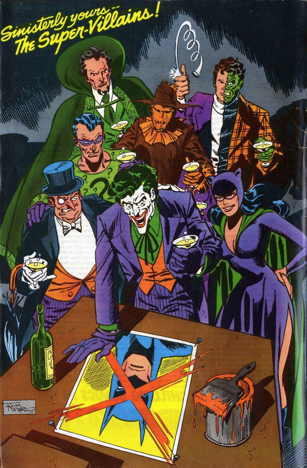 From Detective Comics #484, DC Comics (1978).