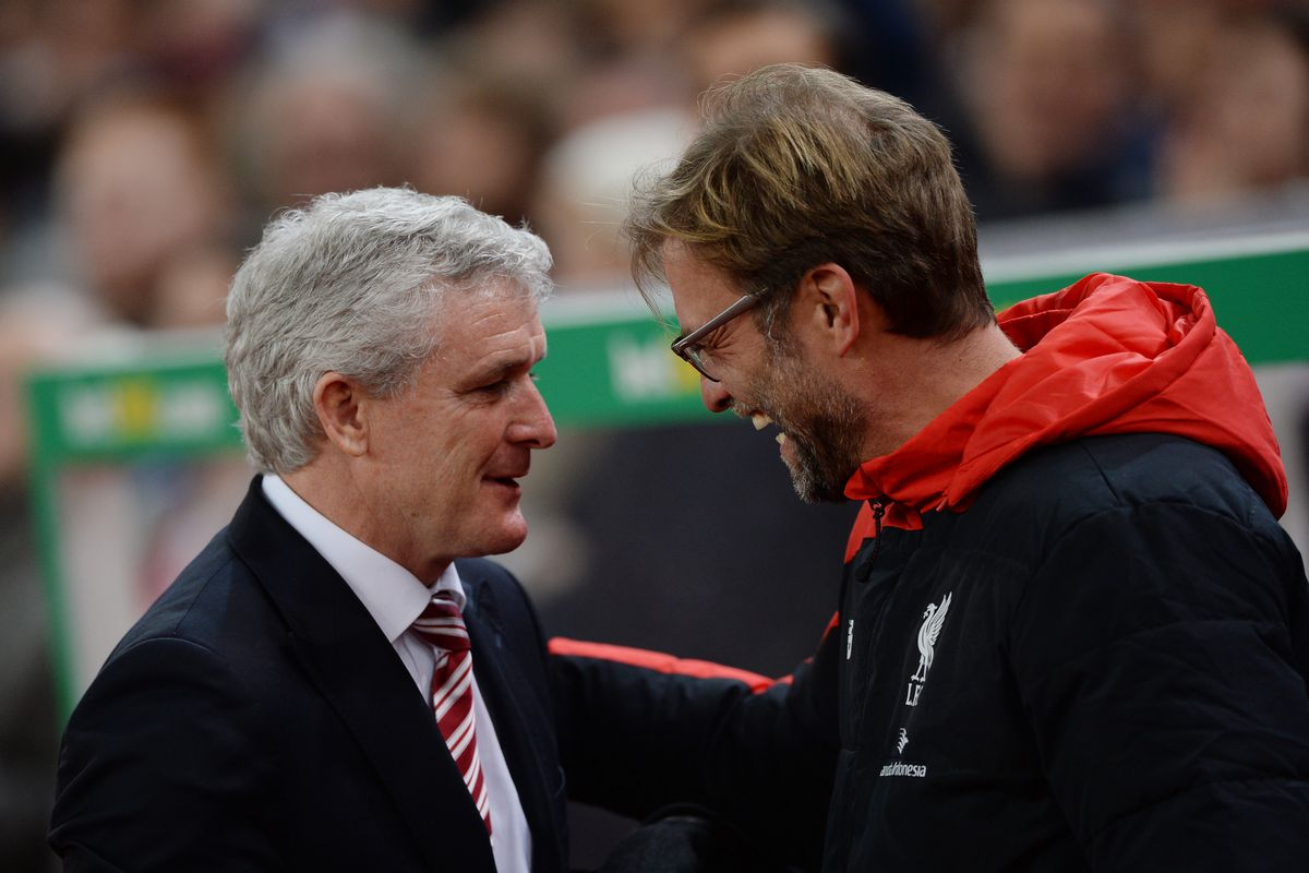 Stoke City v Liverpool - Capital One Cup Semi Final: First Leg