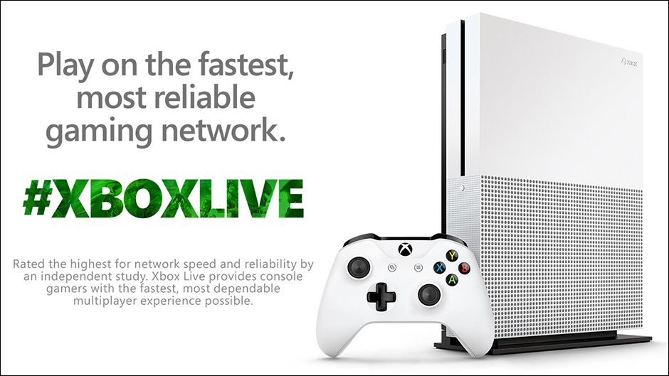 XBOX LIVE FAST RELIABLE