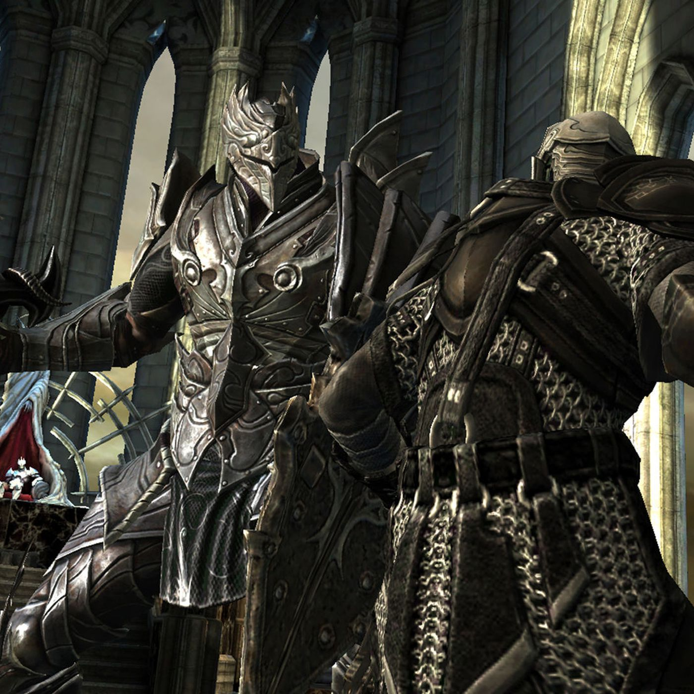 Epic Games pulls Infinity Blade games from App Store - Polygon