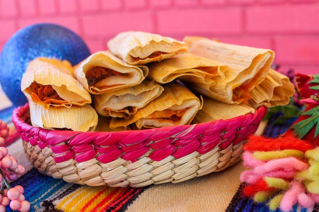 Tamales from Vamonos