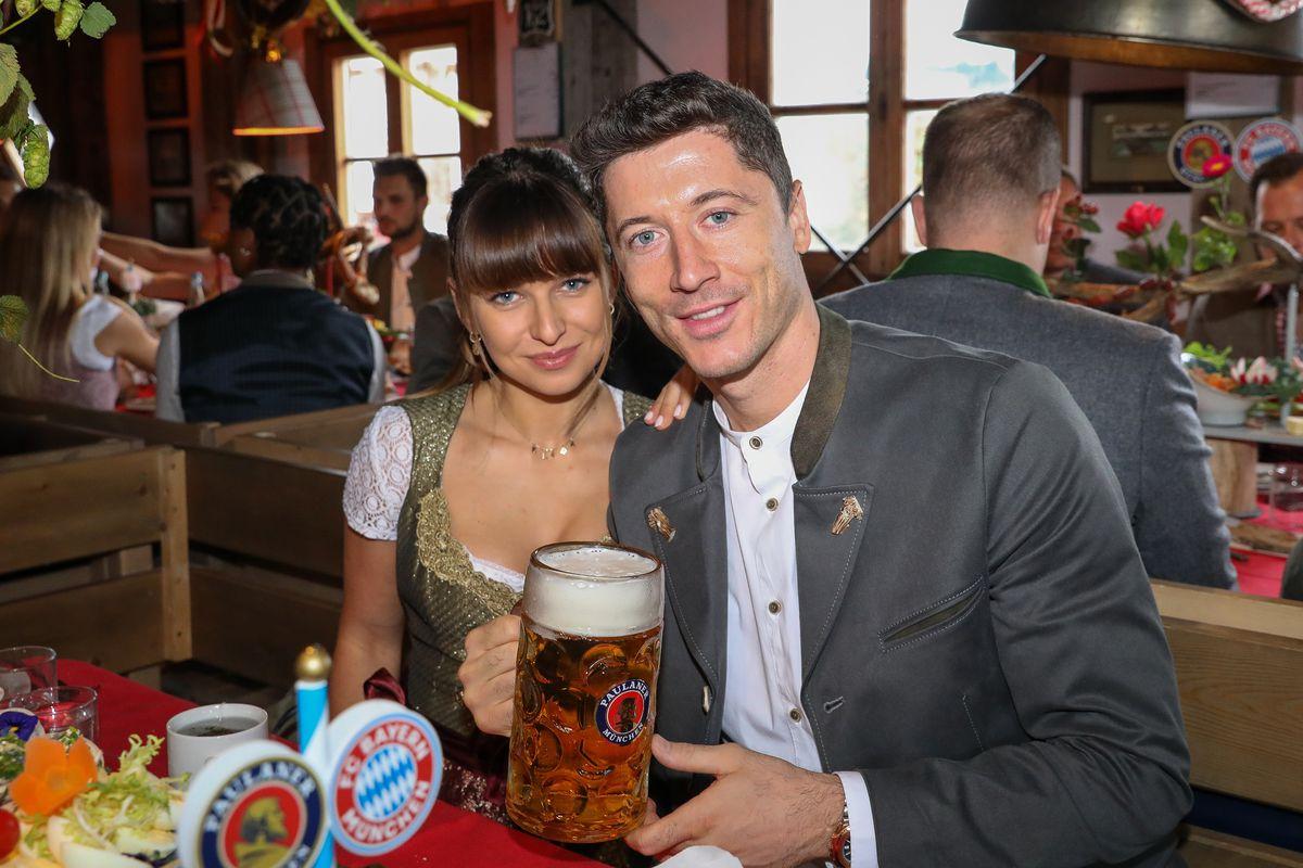 FC Bayern Muenchen Attends Oktoberfest 2019