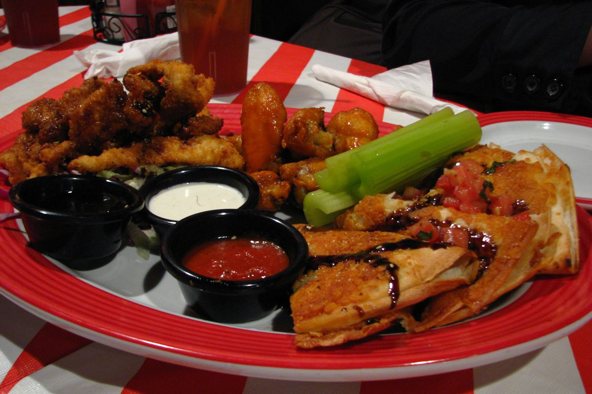Endless Apps At Tgi Fridays Are Now A Permanent Fixture Eater