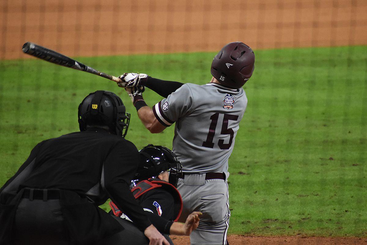 Aggie Baseball Heads to Lexington
