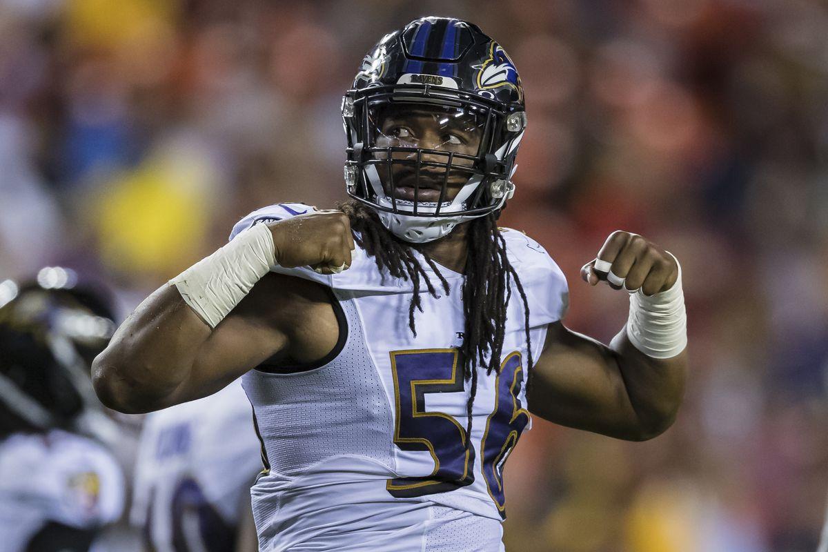 Baltimore Ravens v Washington Redskins