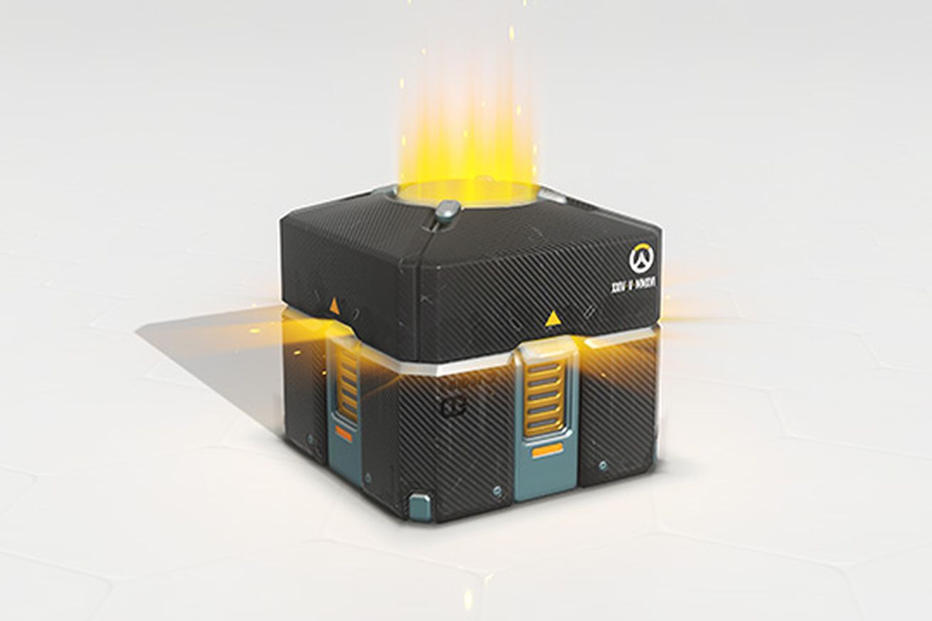 belgium defines video game loot boxes as illegal gambling