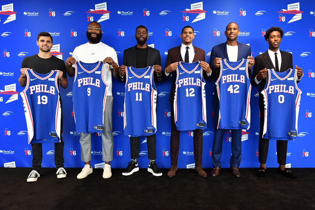The Retooled Sixers and their Pursuit of Vengeance