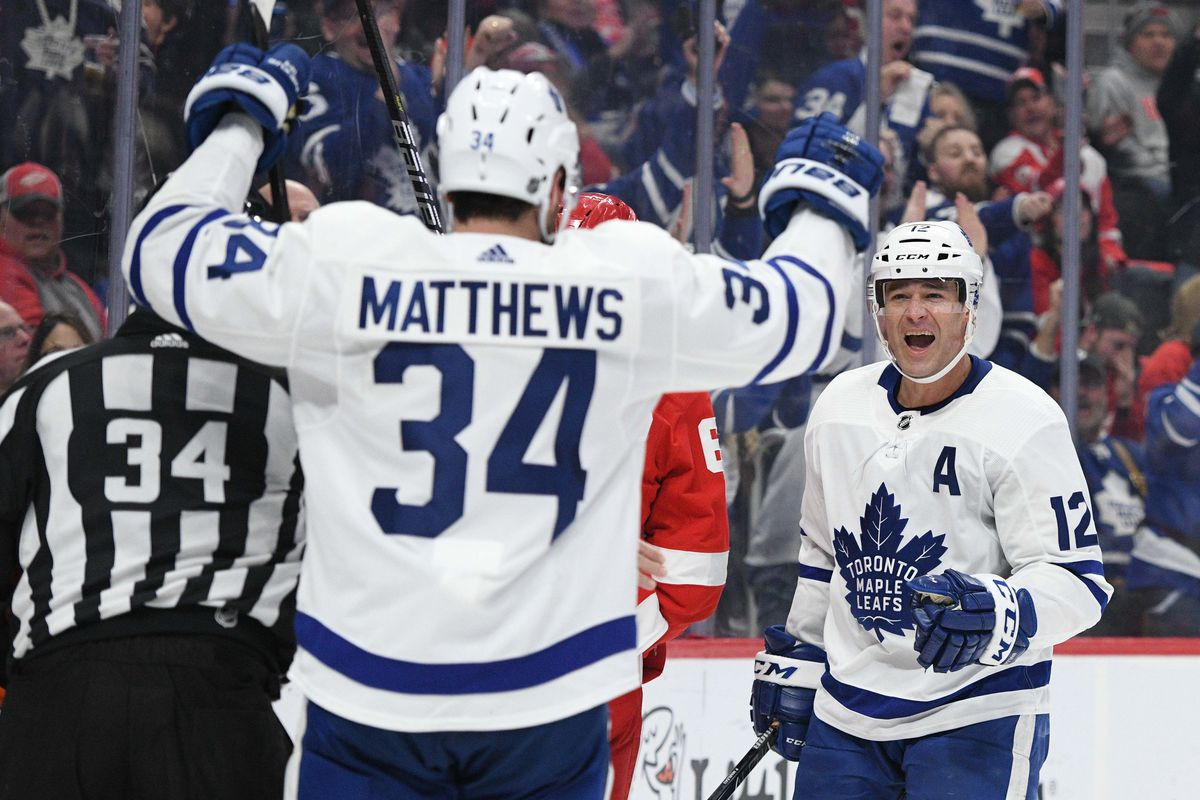 The Matthews contract is a team-friendly deal for the Maple Leafs ... 01bc0a383