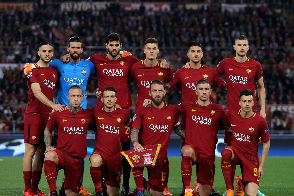 A.S. Roma v Liverpool - UEFA Champions League Semi Final Second Leg