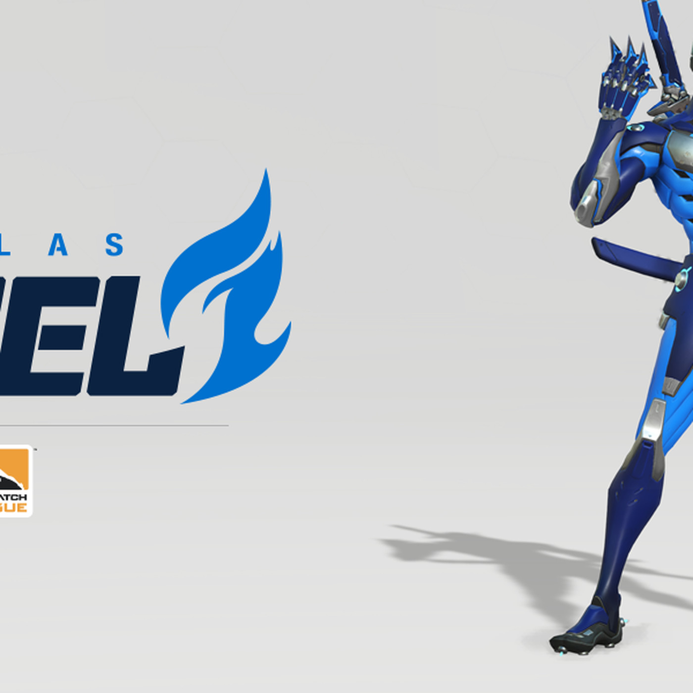 team envy unveils the dallas fuel brand for the overwatch league