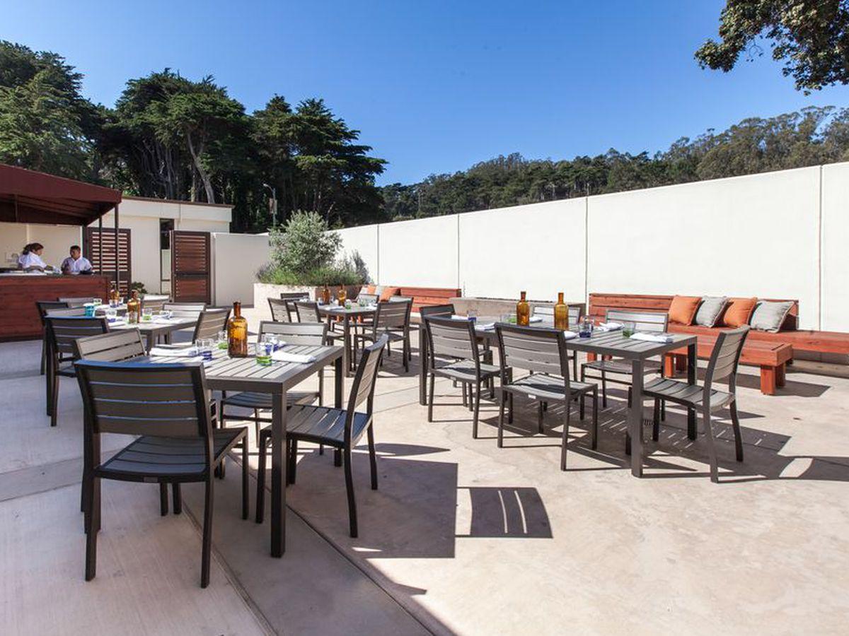 The San Francisco Patio Heatmap Where To Eat Outside Now