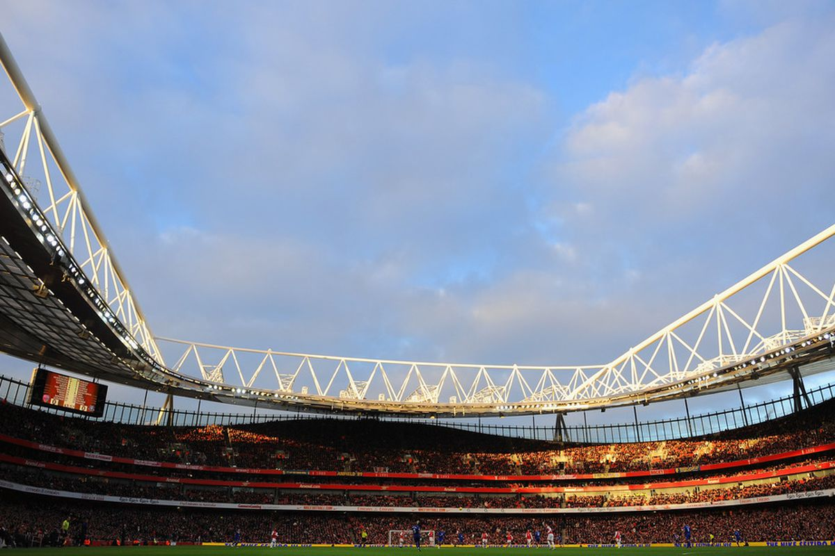 The season starts in August with a trip to the capital to face Arsenal.