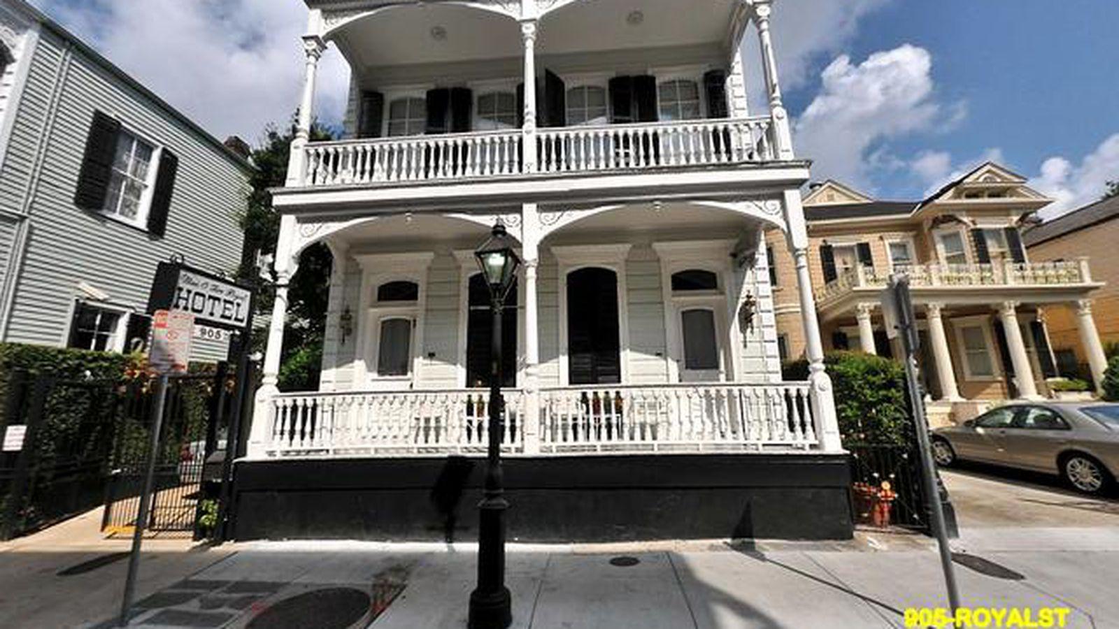 New Orleans Adjudicated Properties