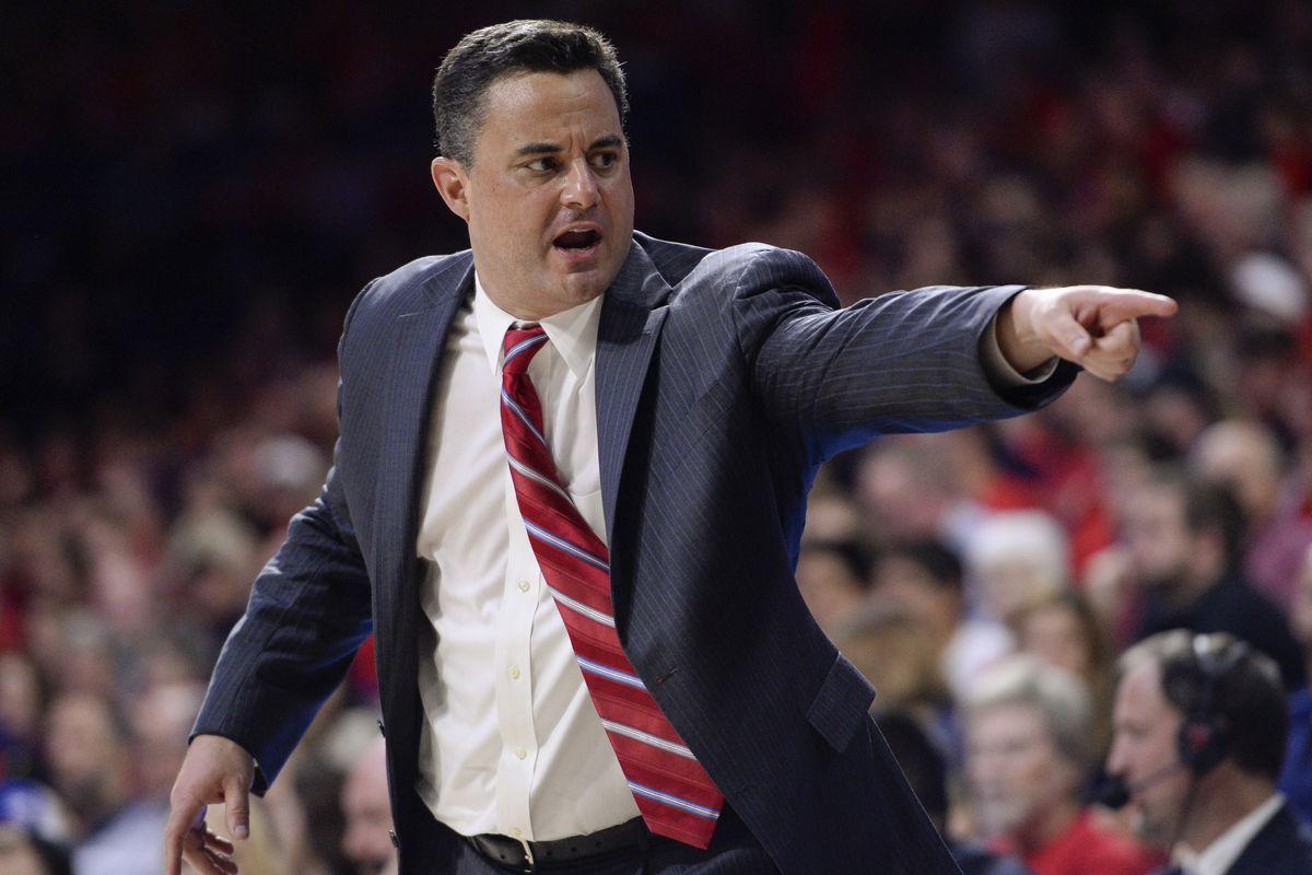 NCAA Basketball: Northern Arizona at Arizona