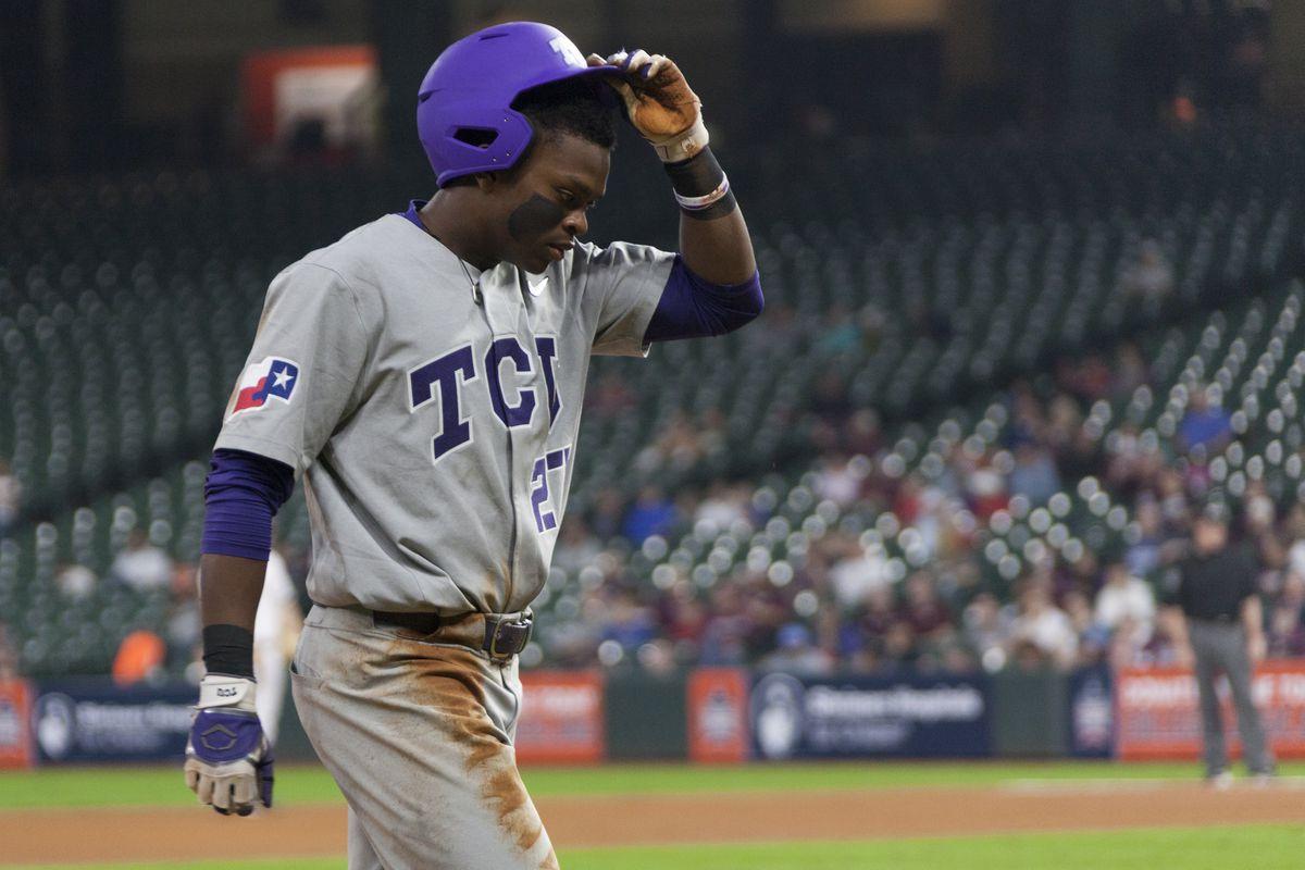 TCU Baseball vs Texas A&M | Shriners College Classic | Minute Maid Park (Houston, TX)