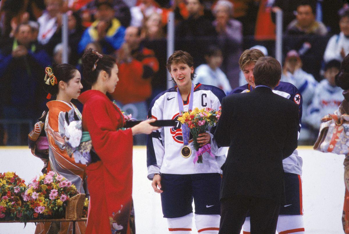 Granato & Teammates Receive Gold