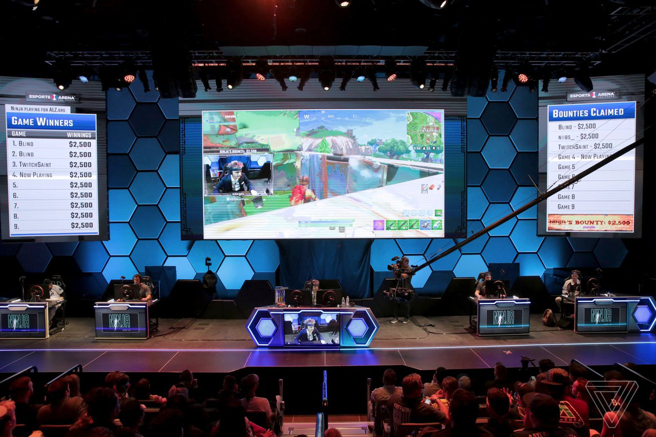 Here are the 4 best moments from the first big Fortnite e-sports tournament