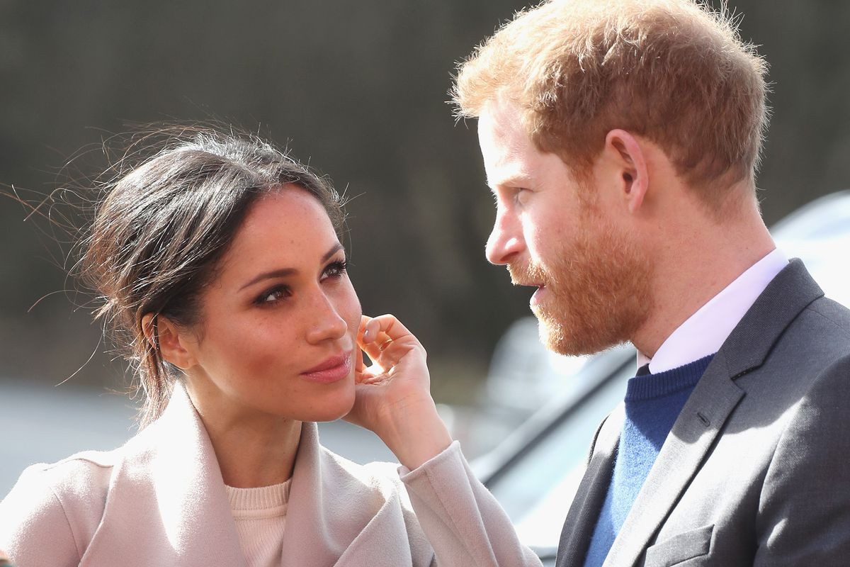 Why Were The First Few Months Of Prince Harry and Meghan Markle's Marriage So Difficult? ile ilgili görsel sonucu